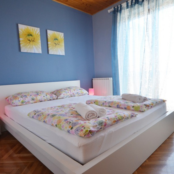 Bedrooms, Villa Rossella 3, Rovinj Luxury Apartments Rovinj
