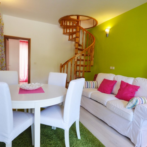 Living room, Villa Rossella 3, Rovinj Luxury Apartments Rovinj