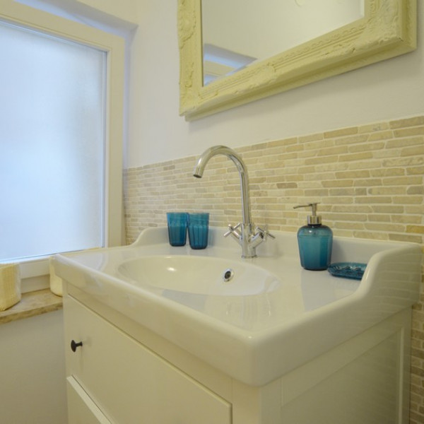 Bathroom / WC, Villa Rossella 4, Rovinj Luxury Apartments Rovinj