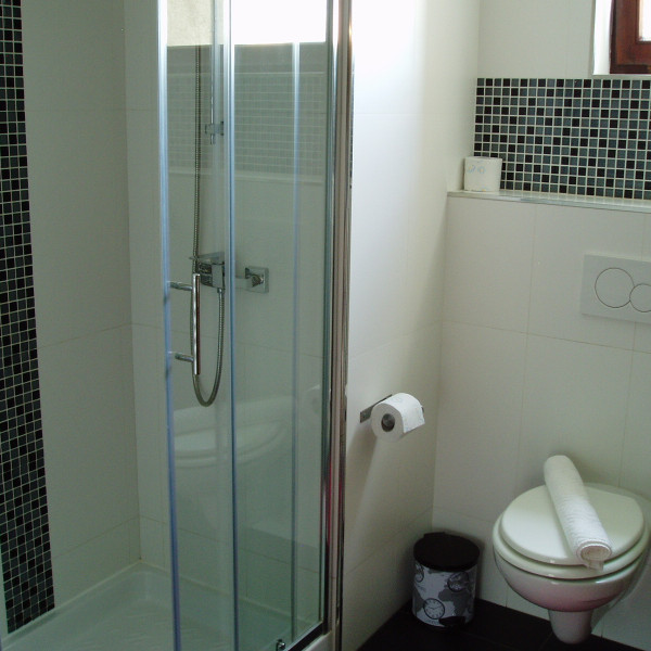 Bathroom / WC, Villa Rossella 3, Rovinj Luxury Apartments Rovinj